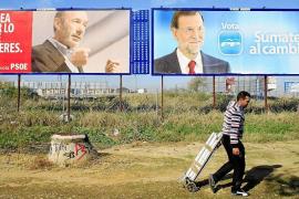 Rajoy asegura que podrá «romper» la espiral de desconfianza en España