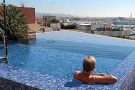 Piscinas de altura en Mallorca