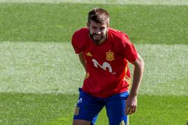 Gerard Piqué deja la selección española