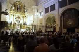Una misa cierra la conmemoración de las fiestas de Santa Clara