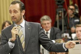 El PSIB recupera el 'caso Rasputín' y Diéguez dice que Delgado «lo sabe todo»