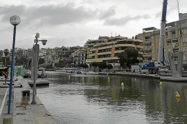 El Govern asumirá la tercera parte del coste de la demolición del puente del Riuet de Porto Cristo