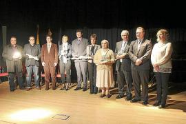 El maestro e historiador Gabriel Pieras recibe el Premi d'Honor Dijous Bo