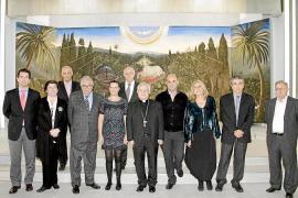 Una donación viste de arte la nueva iglesia de l'Inmaculat Cor de Maria