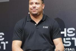El brasileño Ronaldo está ingresado en Ibiza por una neumonía