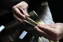 Una bebé de un año, intoxicada por cannabis en Granada
