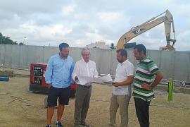 Es Garrover gestionará el nuevo punto verde de Inca, que funcionará en medio año