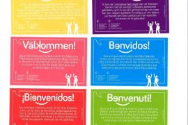 Campaña de la conselleria de Cultura para dar a conocer el catalán a los turistas