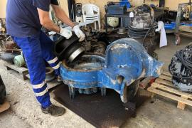 Las depuradoras de Calvià tratan en verano casi 28 millones de litros de aguas residuales