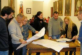 El pleno de Felanitx 'legaliza' la concesión de agua para la urbanización de sa Punta