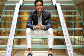 Omar Hernández: «Ser un buen anfitrión es mi misión en la vida»