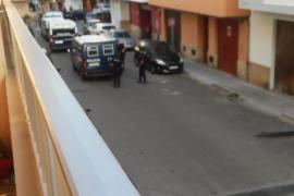 Tres detenidos en una operación antidroga en una asociación de cannabis en el Port de Pollença