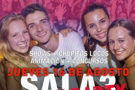 Oscar Romero, DJ Kacctus y Tapo ponen música la Urban Party, la fiesta de los jueves en Es Gremi