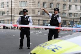 La Policía considera el atropello frente al Parlamento británico como «incidente terrorista»