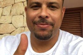 Ronaldo agradece la atención de los sanitarios tras su ingreso en Ibiza