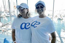 Blue Party de Air Europa en el Real Club Náutico de Palma