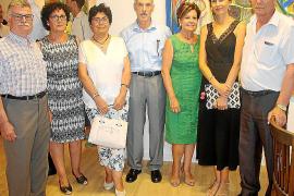 Domingo Zapata presenta su obra en Palma