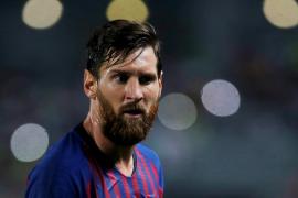 Messi no jugará con Argentina los amistosos de 2018