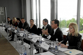 Touroperadores alemanes y británicos aseguran una temporada excelente en 2012 en Balears