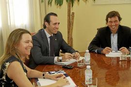 Cort rescatará las competencias de urbanismo que Calvo cedió al Consell