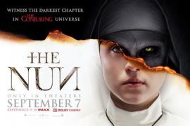 Retirado un anuncio de la película 'La Monja' por dar demasiado miedo