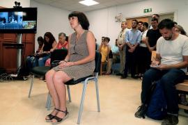 Juana Rivas se reencuentra con sus hijos en la ciudad italiana de Cagliari