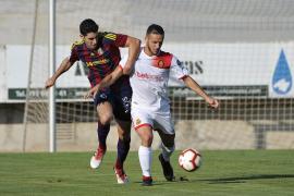 Joan Sastre, duda para el estreno del Mallorca ante Osasuna