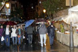 Inca se llena de gente en el tradicional Dijous Bo