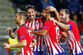 El Atlético gana su tercera Supercopa de Europa