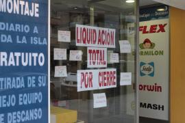 El número de empresas disueltas en Balears creció un 20% en septiembre