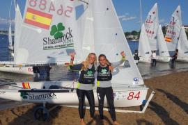 María Bover y Cata Homar, bronce en el mundial de 420