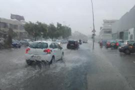 Nueva alerta por lluvias y tormentas en Mallorca