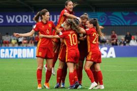 La selección femenina Sub-20 sigue haciendo historia y se clasifica para las semifinales del Mundial