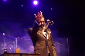 El concierto de Diego El Cigala junto a Cali Big Band en Sant Antoni, en imágenes (Fotos: Daniel Espinosa).