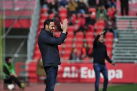 Vicente Moreno: «Tenemos muchas ganas de que llegue el domingo»