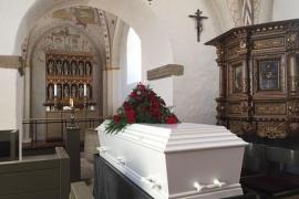 Un ruso dado por muerto aparece por sorpresa en sus exequias