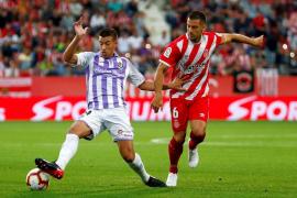 Girona y Valladolid abren el curso con tablas (0-0)