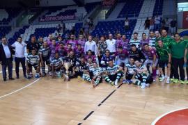 El Palma Futsal debuta con derrota frente al subcampeón de Europa