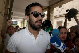 """El Ministerio del Interior destinó por un """"error informático"""" al guardia civil de 'La Manada' a Sant Antoni"""