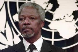 Fallece Kofi Annan, ex secretario general de la ONU y premio Nobel de la Paz