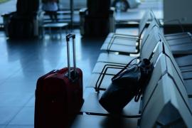 El aeropuerto de Palma registra retrasos en algunos vuelos por el mal tiempo