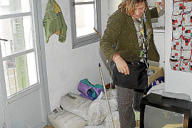 Detenida una drogadicta por arrasar un piso de Palma junto a un grupo de toxicómanos