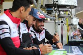 Alonso refuerza su liderato en el Mundial de resistencia al ganar en Silverstone