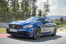 Mercedes-Benz AMG C 63 Y C63 S