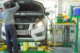 Nissan aumenta la producción mundial del pick up Navara