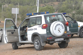 Dos detenidos tras atropellar a tres personas en Casetas (Zaragoza) y darse a la fuga