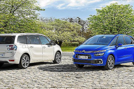 Citroën amplía la gama del C4 y Grand C4 SpaceTourer