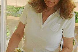 Parmentier de patata violeta con bonito en escabeche de Margarita Lavado