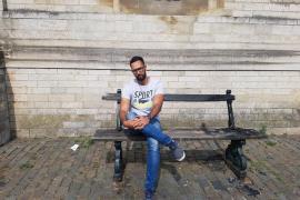 Un tribunal de Gante estudia este martes la posible extradición a España del rapero Valtonyc