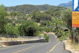 El contrato de 'mejora' de la carretera entre Selva y Campanet ya es historia